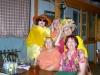 Sylvette, Martine, Vivi, Jacqueline, Anne-Marie